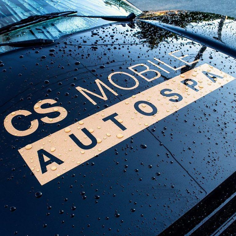 CS Mobile Auto Spa