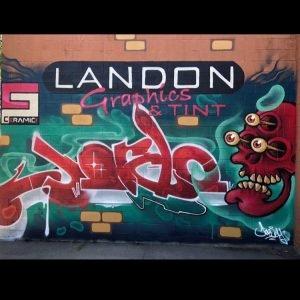 Landon Graphics and Tint
