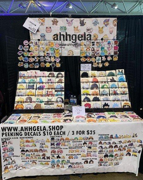 Ahhgela Shop