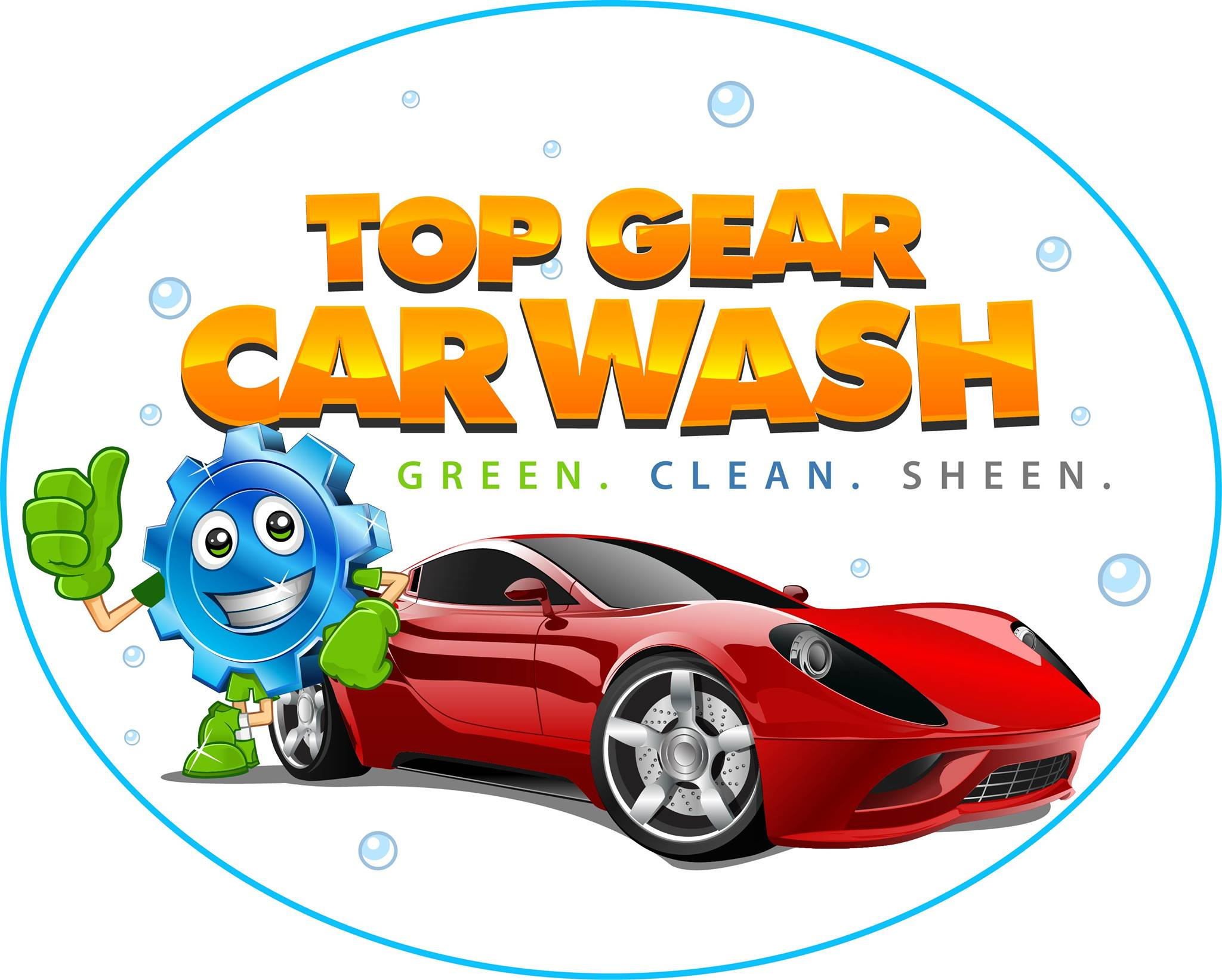 Top Gear Car Wash Calgary